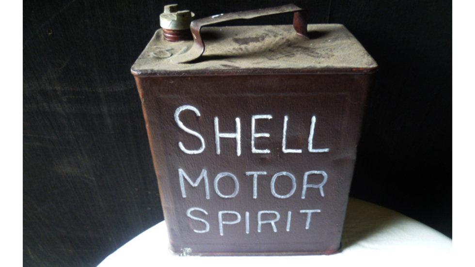 Shell Motor Sprit 2 Gallon Can