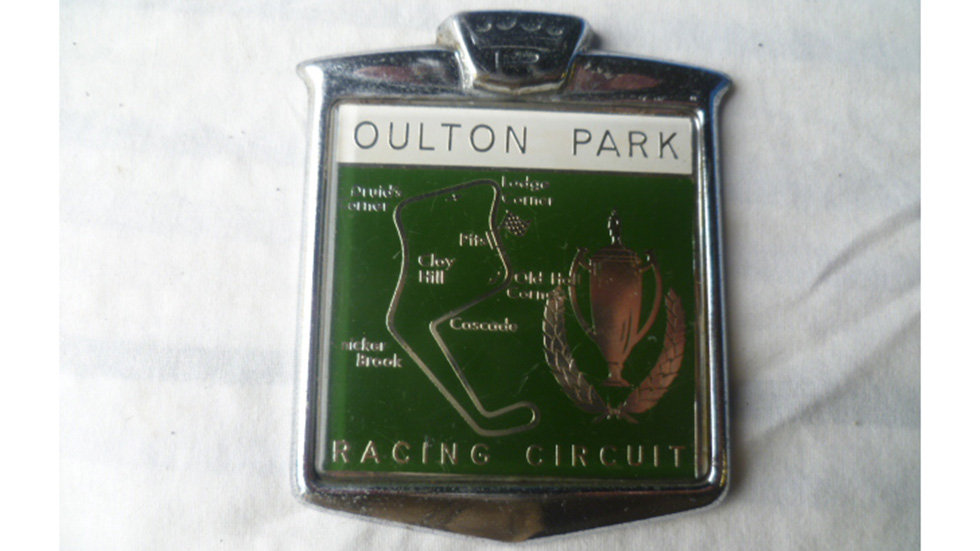 Oulton Park Racing Circuit