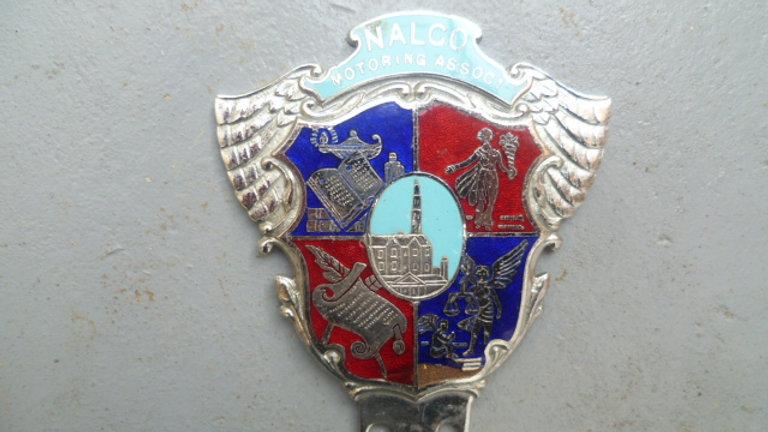 Nalco Badge