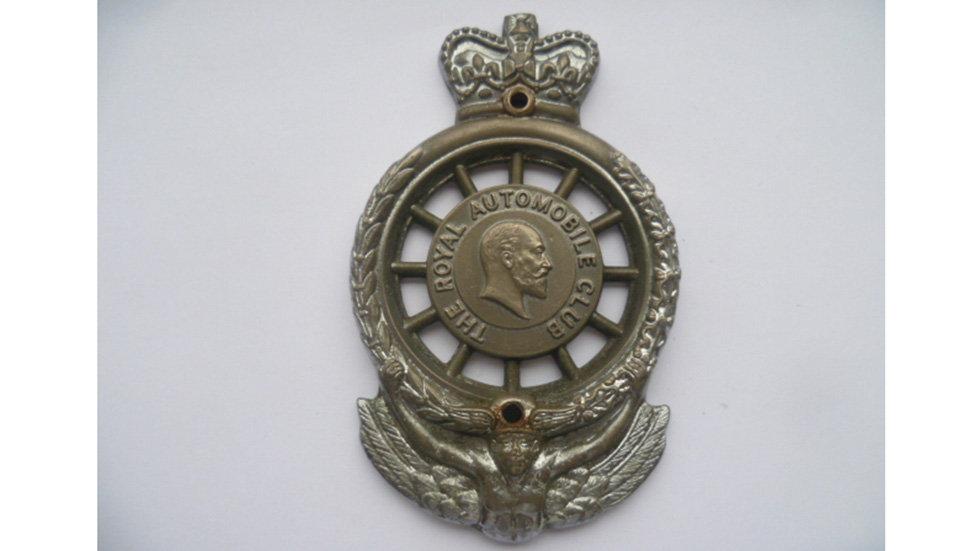RAC Commemorative 1950's Badge