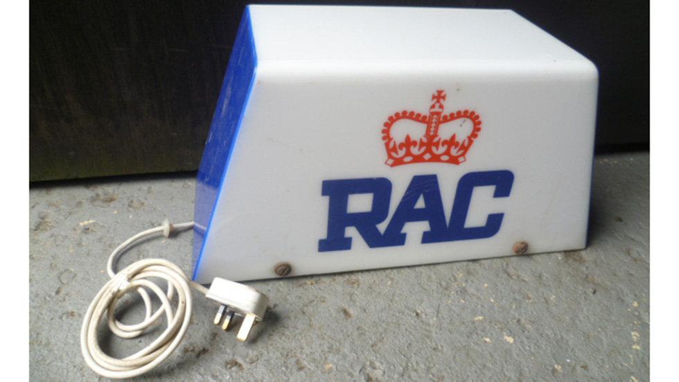 RAC Light Box