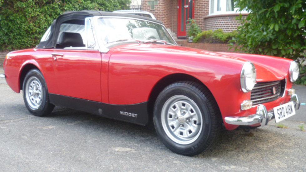 1974 MG MIDGET 1275cc