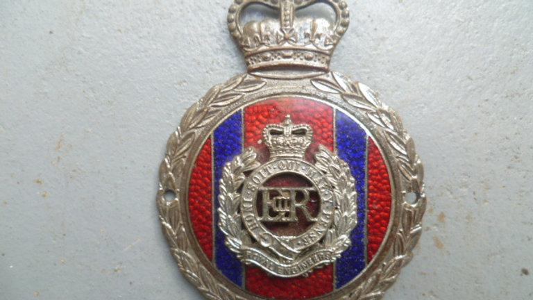 J.R.Gaunt Military Badge