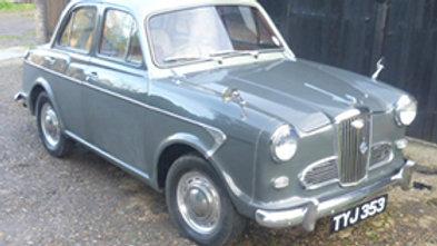 1957 Wolseley 1500cc