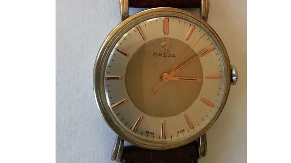 Omega 1950 Bulls Eye Dial