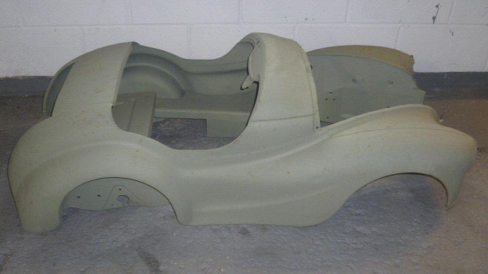 Austin J40 Shell