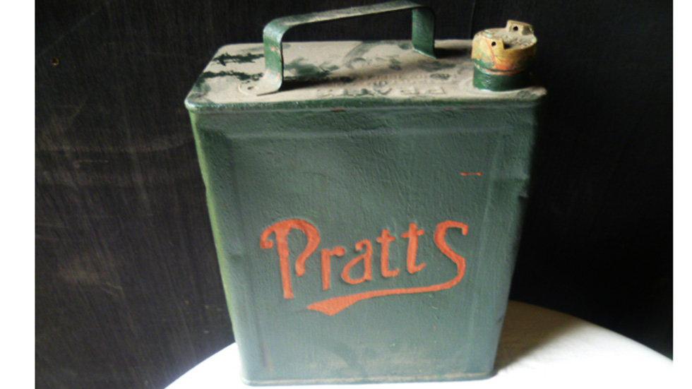 Pratts 2 Gallon Can