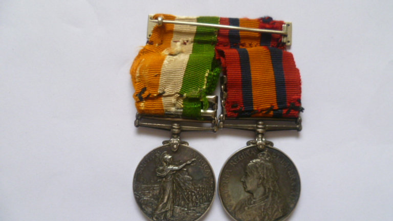 Boer War Pair