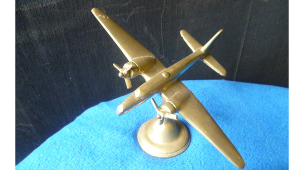 Wellington Bomber Desk Piece