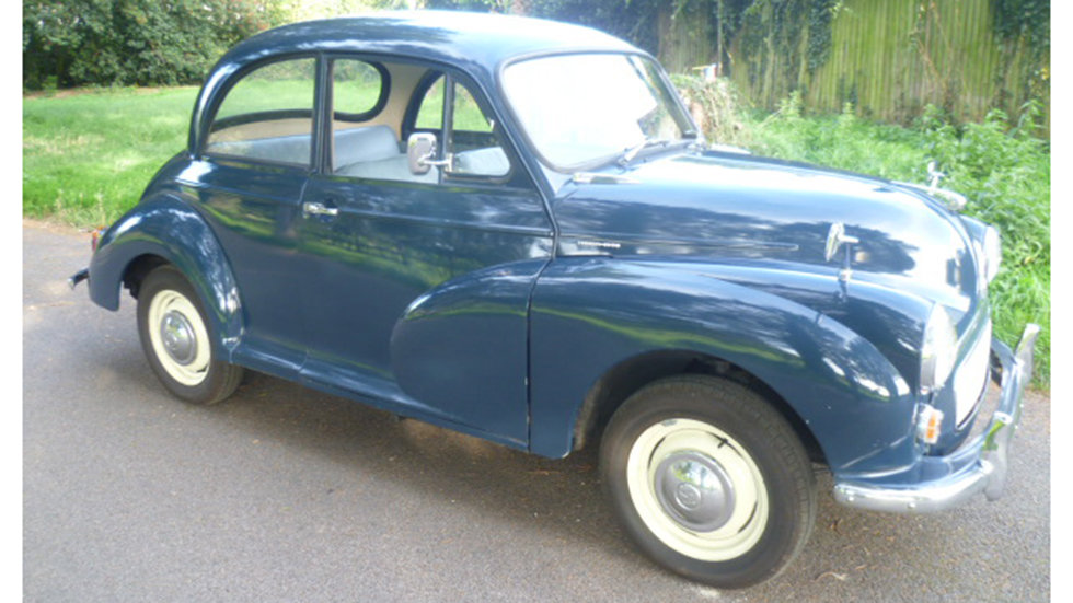1967 MORRIS MINOR 1098cc
