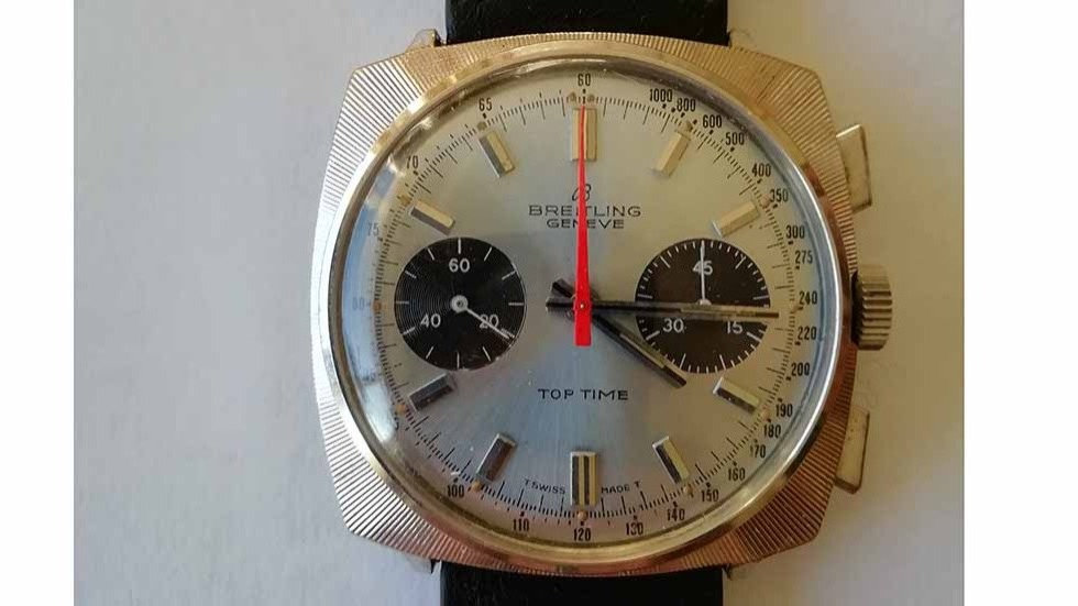 Breitling Top Time 1970's