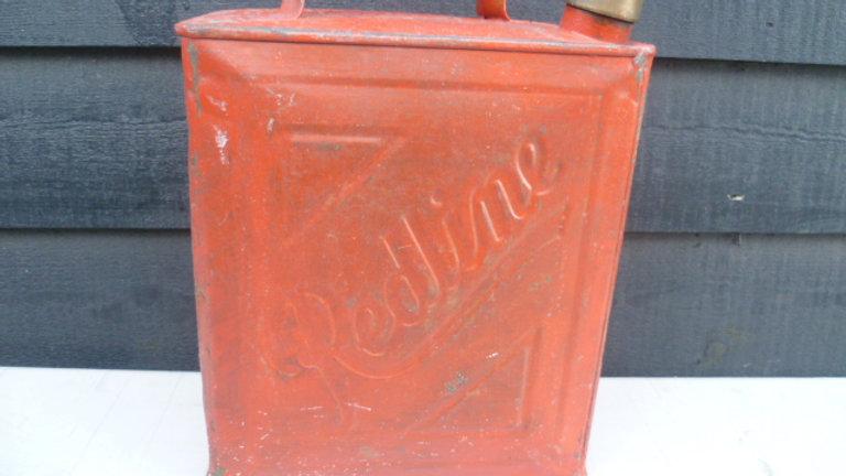 Redline Petrol Container