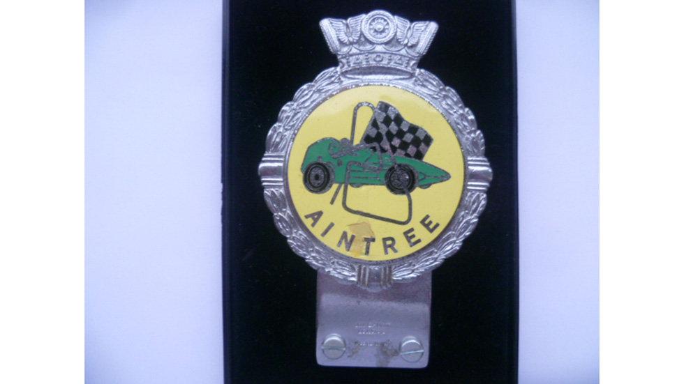 Aintree Circuit Badge