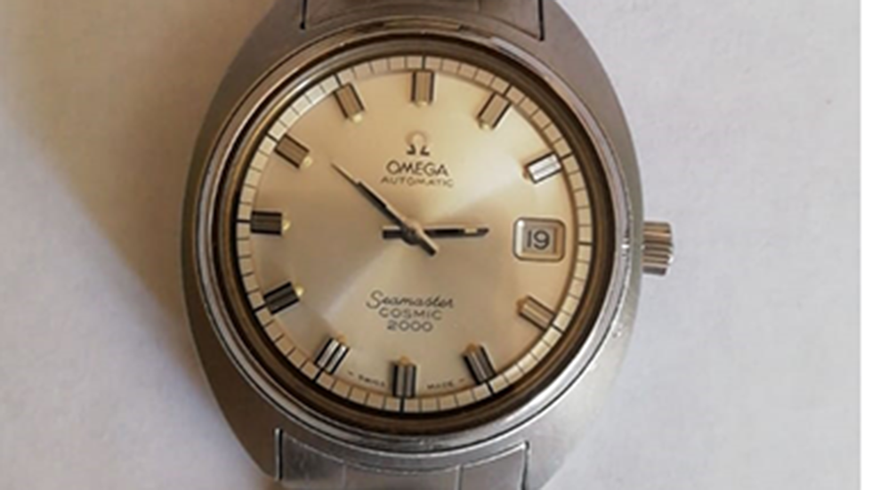 Omega Seamaster . Cosmic 2000 Automatic With Date Window. Stainless Steel Case W