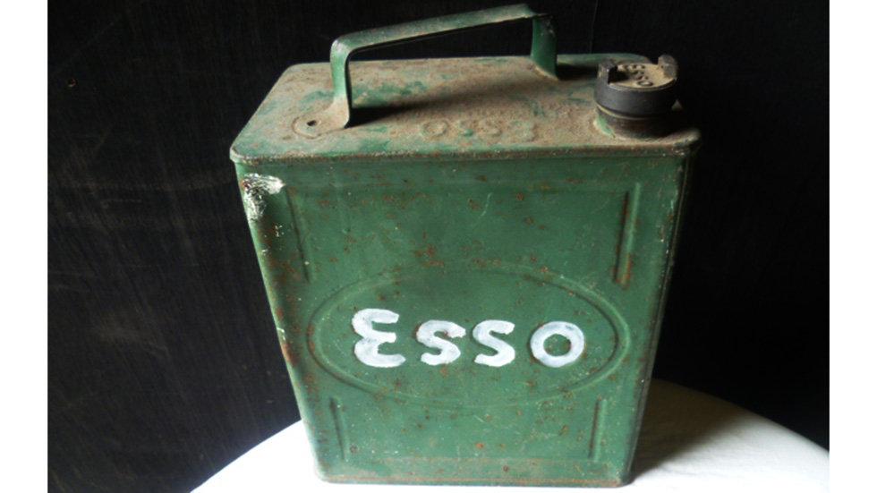 ESSO 2 Gallon Can