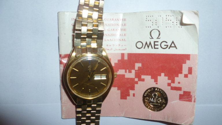 Omega Quartz 1981