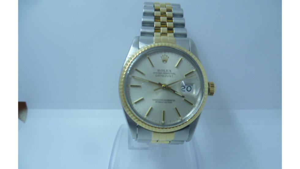 Rolex Perpetual Date Just, Automatic. Circa 1984