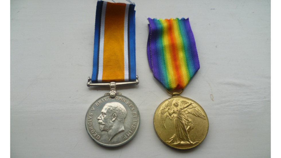 WW1 Pair