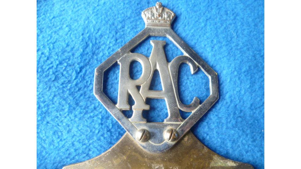 RAC Chrome Diamond Number131341