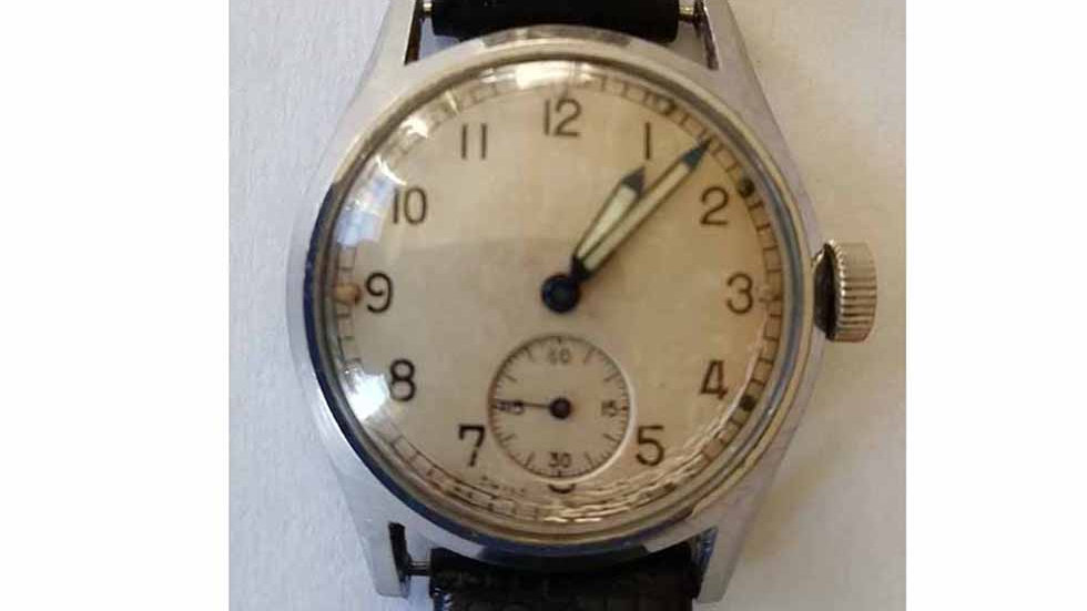 1940's Military A.T.P Watch