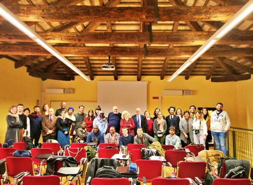 Apertura del Master TPTI 2018/2020 a Padova