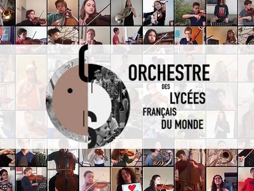 Orchestre des Lycées Français du Monde - Saison 8