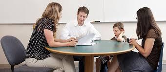 Réunions de rentrée parents - profs
