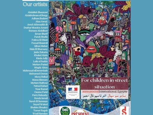 """Exposition """"Le Printemps des Artistes"""""""