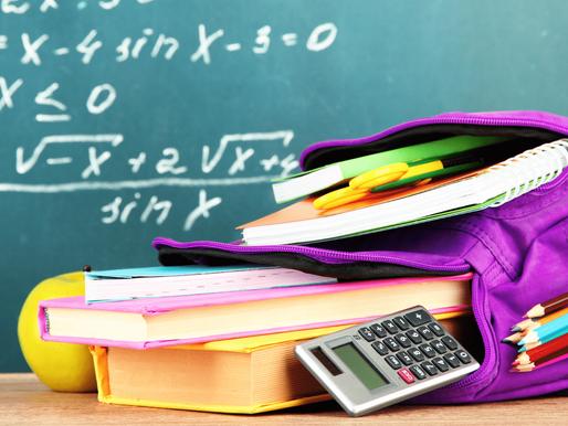 Liste des fournitures à acheter au secondaire pour septembre 2021