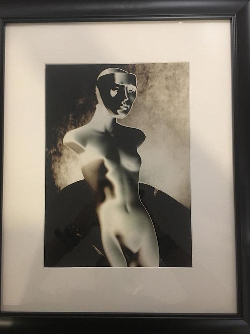 Mannequin w/Mask