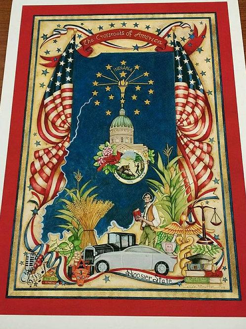 Crossroads of America- Prints