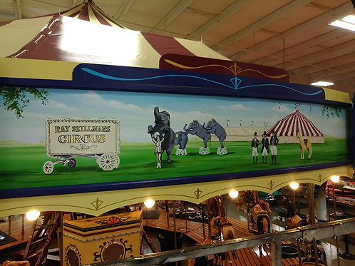 Ray Skillman Carousel