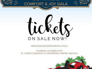 Join us for the 21st Annual Comfort & Joy Gala