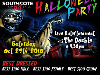 Come get all Halloween with us!