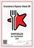 RestaurantGuru Certificate