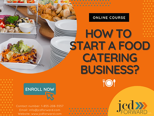 How to start a food catering business
