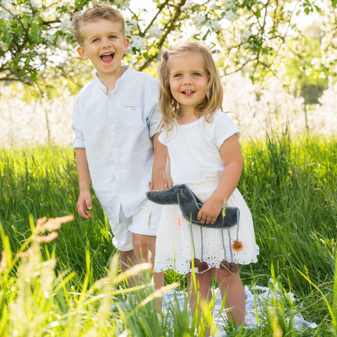 Family Outdoor Spring