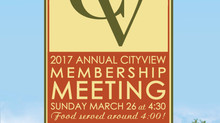 20017 Annual Membership Meeting