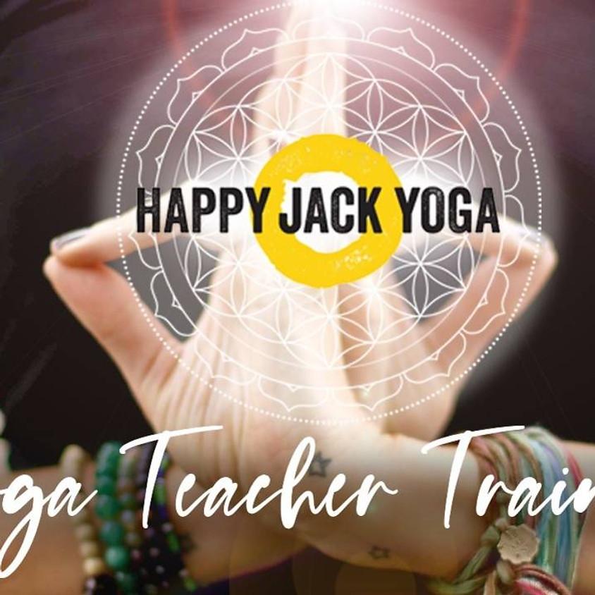 200 Hour Yoga Teacher Training - The Hero's Journey