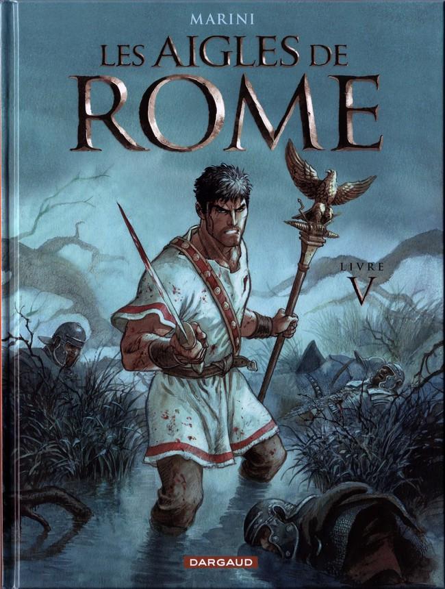 Les Aigles de Rome - Le Loup en Slip