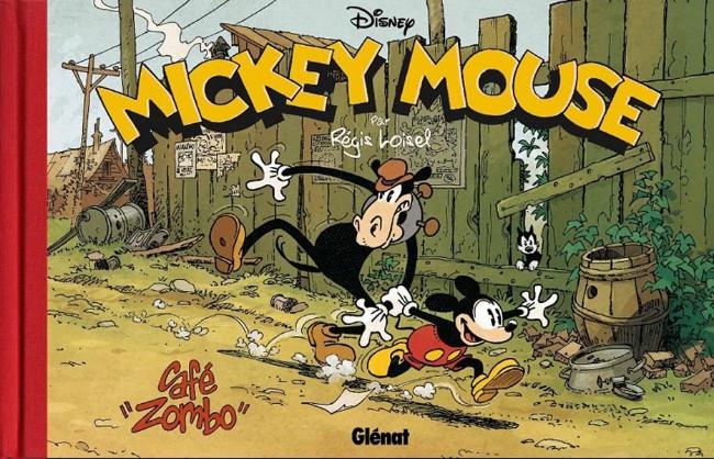 """Mickey Mouse - Café """"Zombo"""""""