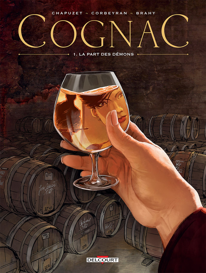 Cognac - Tome 1 - La part des démons
