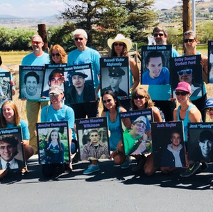 Vision Ride Memorial Boards 2018
