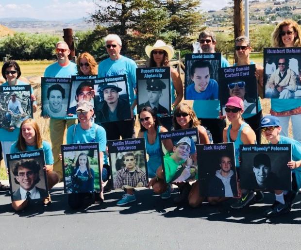 Vision Ride Memorial Boards 2018