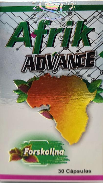 Mango Afrikano Forskolina 250mg