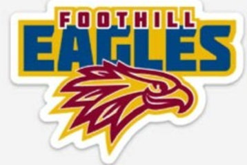 Foothill Eagles Sticker