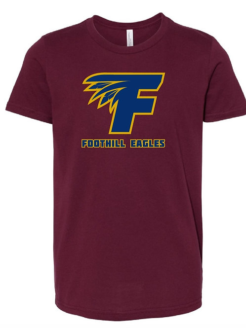 """Foothill Flying """"F"""" Shirt"""