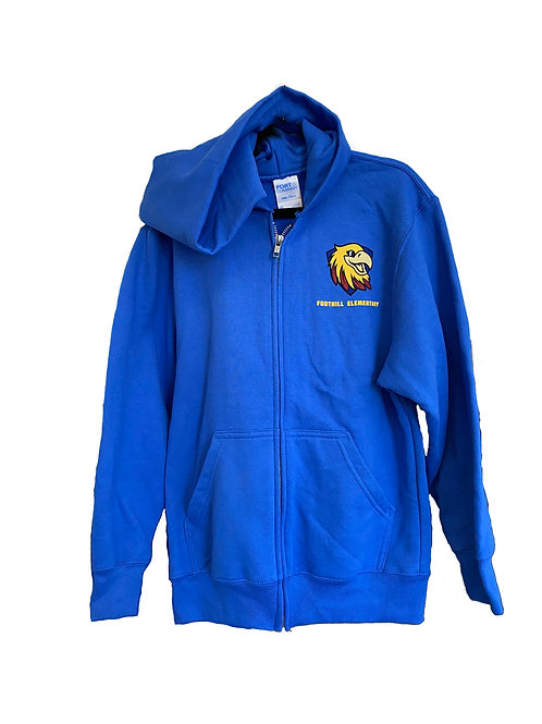 Foothill Zip Up