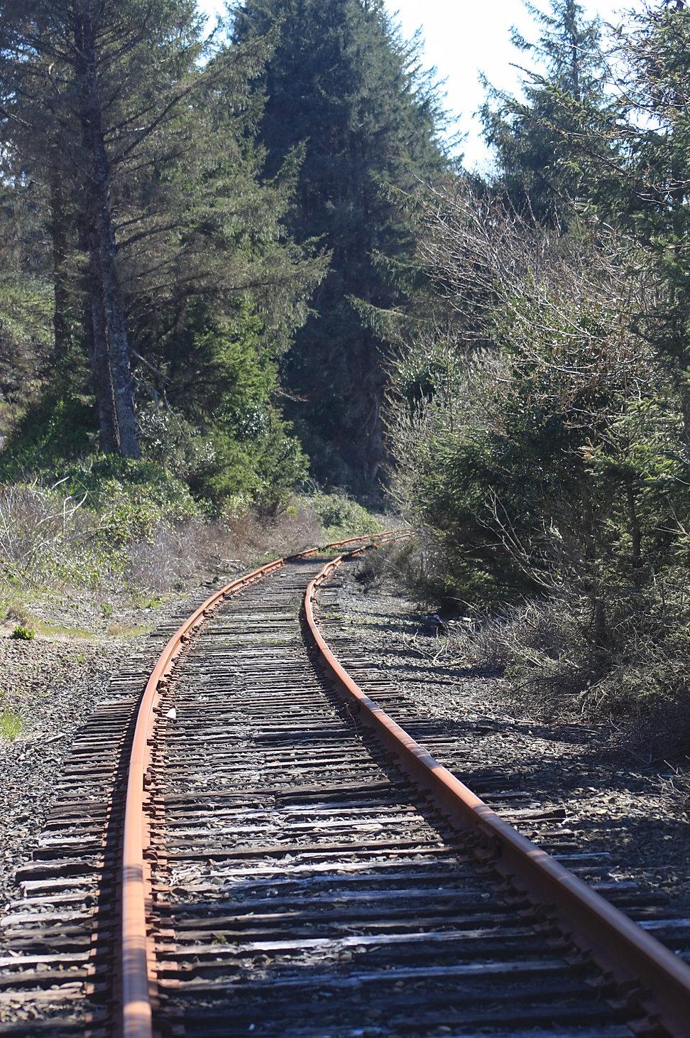 NoWhere RailRoad Tracks
