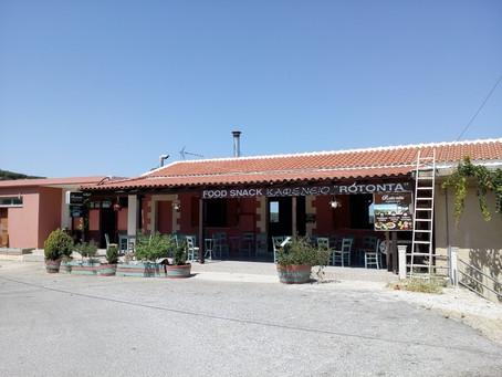 Rotonta cafe and Paradise Park
